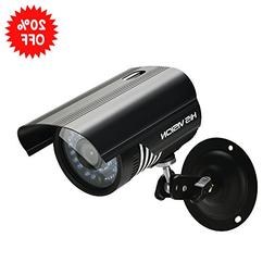 """HISVISION 1/3"""" 720P AHD Camera ONLY Work with AHD Compatible"""