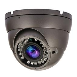 HYKAMIC 4 in 1 Security Dome Camera 1080P HD 2.8-12 mm Varif