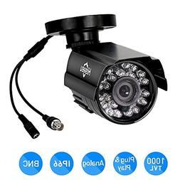 Hiseeu HD 1000 TVL 24PCS IR LEDS Surveillance MINI CCTV Came