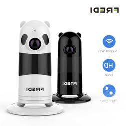 FREDI HD 1080P Wireless WIFI IP Camera Fisheye Indoor Securi