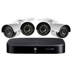 Lorex 1080p HD 8-Channel Security System with 1TB HDD DVR  4
