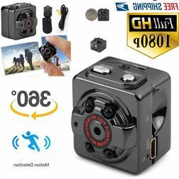 1080p hd hidden mini security motion cameras