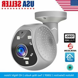 1080P HD Outdoor Security IP Camera Wireless Wifi Network CC