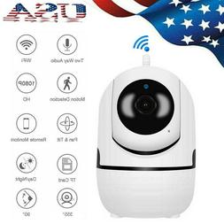 1080P HD Smart Home Wireless Security IP Camera Wi-Fi IR Nig