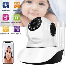 JOOAN 1080P HD WIFI Camera Home IP Camera 2 Way Audio Talk B