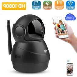 JOOAN 1080P HD Wireless WiFi IP Camera Home Security Network