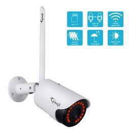 Zjuxin 1080P IP AI Camera HD Cloud Wireless Wifi Outdoor Wea