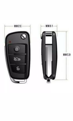 1080P Mini Car Key Fob DVR Motion Detection Camera Hidden Sp