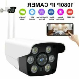 1080P Outdoor Wifi P2P ONVIF IR Night Vision Wireless IP Cam