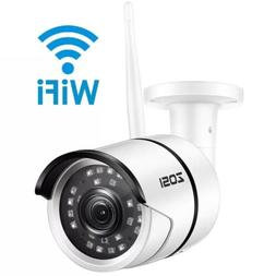 1080P Wifi IP Camera Onvif 2.0MP HD Outdoor Weatherproof Inf