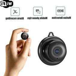 1080P Wireless WiFi CCTV Indoor/Outdoor HD MINI IP Camera CA