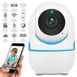 DEFEWAY 1080P Wireless WiFi  IP Camera Baby/ Pet camera Pan/