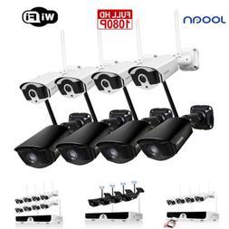 JOOAN 1080P Wireless WIFI Security Camera Outdoor Replacemen