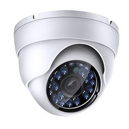 1200tvl CCTV Dome Security Camera, Day Night Vision 24 Ir LE