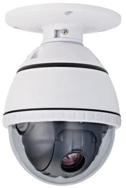 Cop Security 15-CD51H-10C Indoor Day/Night PTZ Camera with I