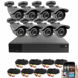 16ch dvr security surveillance