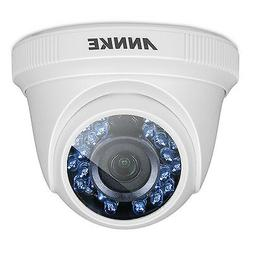 ANNKE 1PCS 1080P HD TVI Security Camera Dome Outdoor Video o