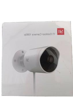 2 YI Wireless Outdoor Security Cameras 1080P Model YHS 3017
