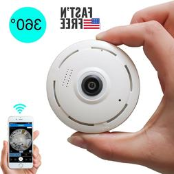 360 degree Mini Smart WIFI Panoramic IP
