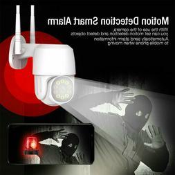 360° Wireless Outdoor IP Camera HD 1080P WiFi 5X ZOOM CCTV