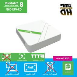 EZVIZ 3MP 16CH 2TB HDD DVR Motion Detec Smart Home Security