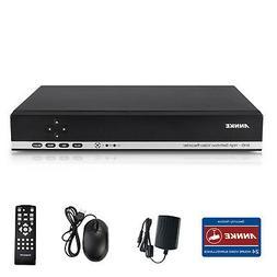 ANNKE 4CH 720P AHD DVR HDMI CCTV for Home Surveillance Secur