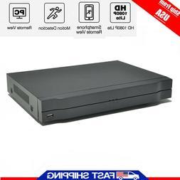 4CH AHD 1080P H.265 Digital Video Recorder 1080P DVR for Sec
