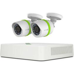 EZVIZ 4CH 720p Video Security System with 1TB HDD and 2 720p