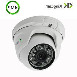 KingCam 4MP <font><b>Security</b></font> Audio IP <font><b>C