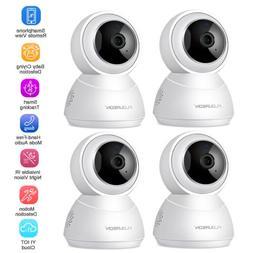 4X 1080P YI IOT Cloud Wireless Home Security IP Camera Pan/T