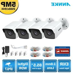 4x ultra hd 5mp outdoor security camera