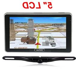 4UCam 5-inch LCD Touch Screen GPS + Wireless Backup license