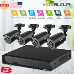 8CH 1080N DVR 3000TVL 1080P 940nm Invisible IR Surveillance
