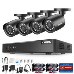 ANNKE H.264+ 5in1 4CH 1080P Lite DVR Onvif 4x 960P IR CUT Se