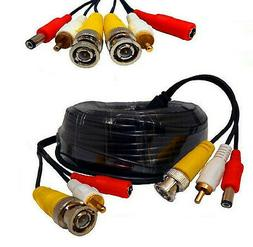 70Ft BNC Video/Power/Audio Cable with extension for Lorex Se