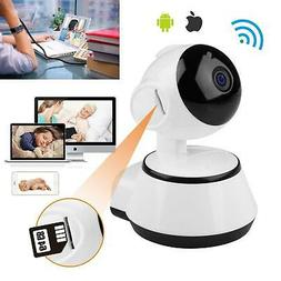 720P Wireless PTZ IP Security Camera Indoor CCTV Home Smart