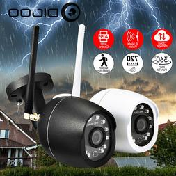 Digoo 720P Cloud Storage Outdoor IP66 WiFi PIR Security IP C