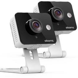 Zmodo 720P HD WiFi Wireless Smart Security Camera Two-Way Au