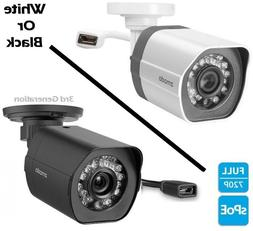 Zmodo SHO 720p sPoE Outdoor Camera ZP-IBH15-S 3rd Gen Female