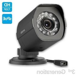 Zmodo SHO 720p sPoE Hd Outdoor Camera ZP-IBH15-S 3rd Gen fem