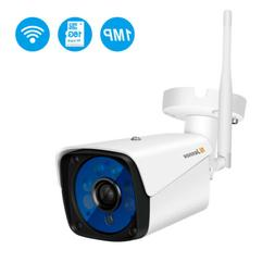 720P WiFi IP Security Camera Outdoor Wireless P2P CCTV Smart