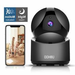 720P WiFi Mini Hidden Security Camera Nanny Baby Monitor Nig