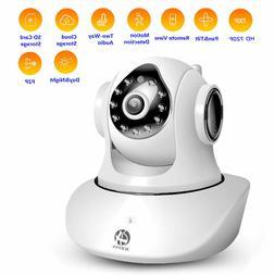 JOOAN 720P WIFI Wireless Security Camera CCTV Home IP Camera