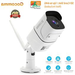 720P Wireless Smart WiFi IP Cameras Home Security Webcam Wat