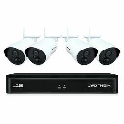 Night Owl Expandable 8-Channel 1080p Wireless Security Syste