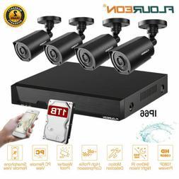 8CH 1080N HD DVR 1080P Outdoor CCTV Home Surveillance Securi