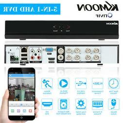 KKmoon 8CH 1080P 5IN1 NVR DVR Digital Video Recorder for CCT