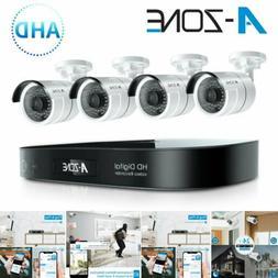 8CH 1080P HDMI DVR Outdoor indoor AHD IP Camera CCTV Home Se