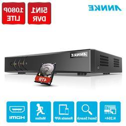 ANNKE 8ch 1080P Lite Channel 5in1 DVR HDMI for CCTV Camera S