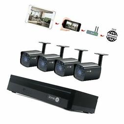 ELEC 8CH 960H DVR 8-Channel 1200TVL Home CCTV Surveillance S